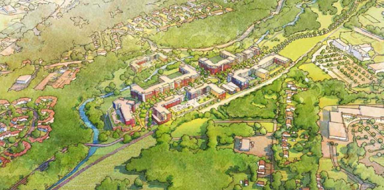 39 Parsippany Road Hanover Concept Rendering