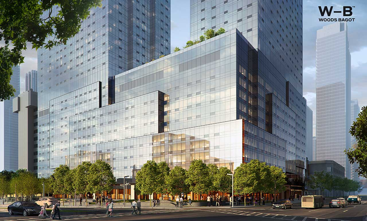 One Journal Square Jersey City New Rendering 2