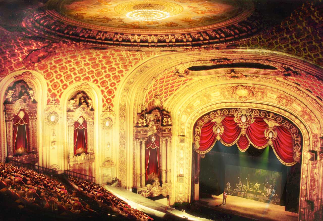 Loew's Jersey Theatre Journal Square Jersey City 3