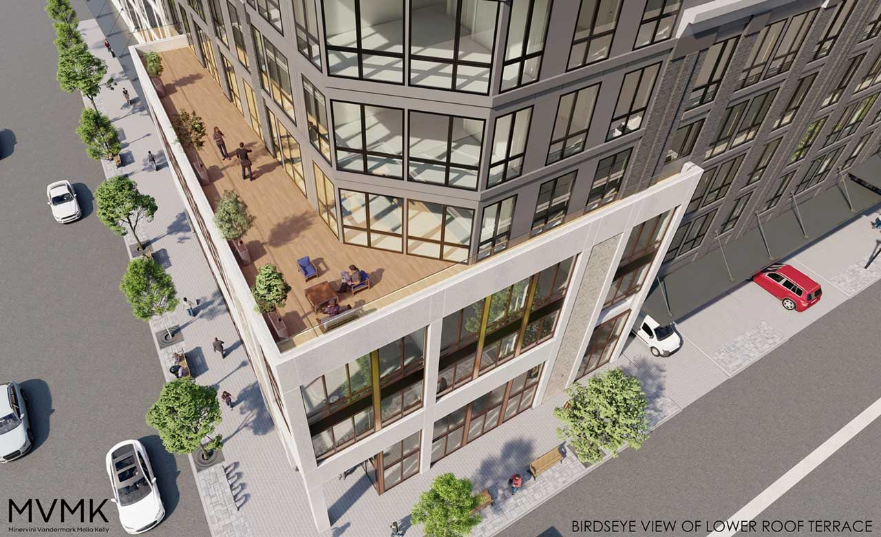 321 Main Street Proposed Hackensack New Jersey 3