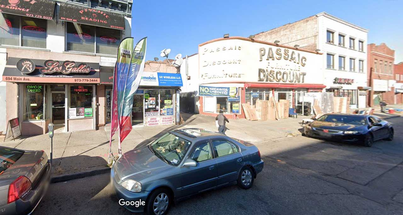Passaic Discount Furniture 202 Jefferson Street Passaic New Jersey
