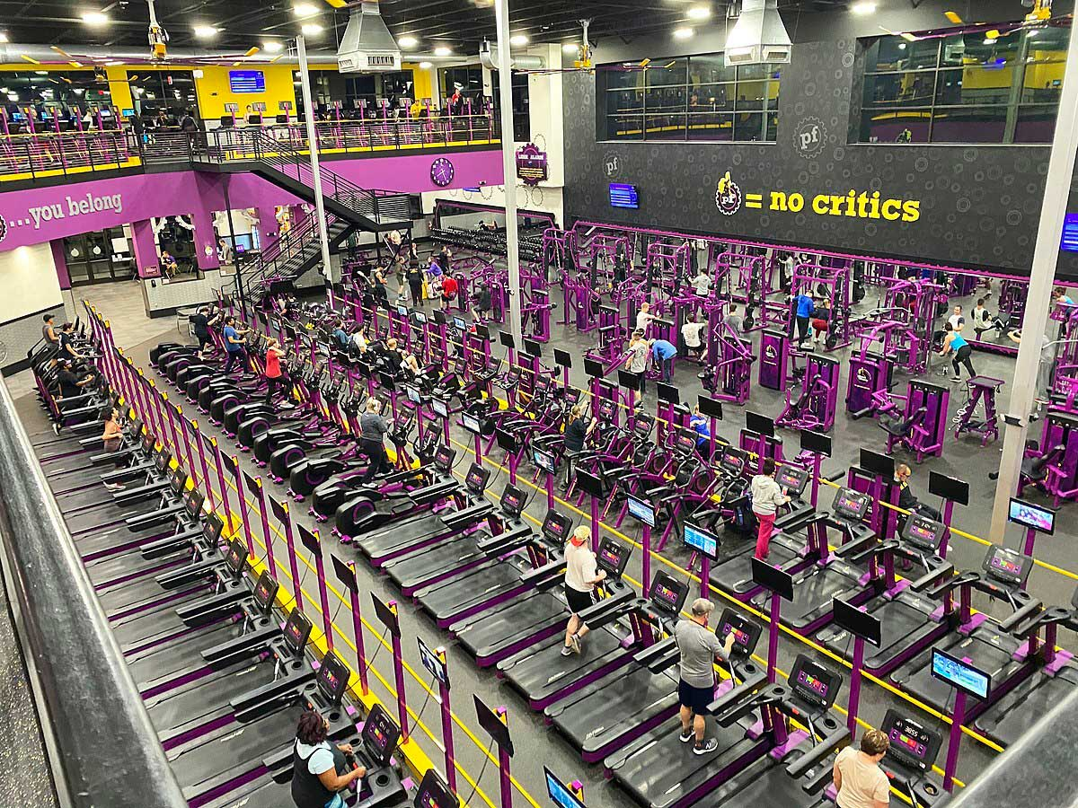 Planet Fitness 321 Route 440 Jersey City 2