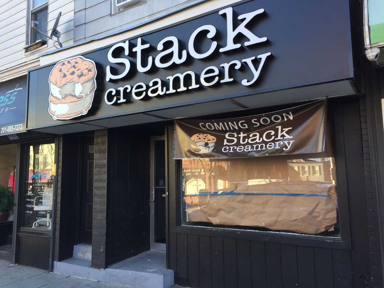 Stack Creamery 465 Central Avenue Jersey City Heights 1