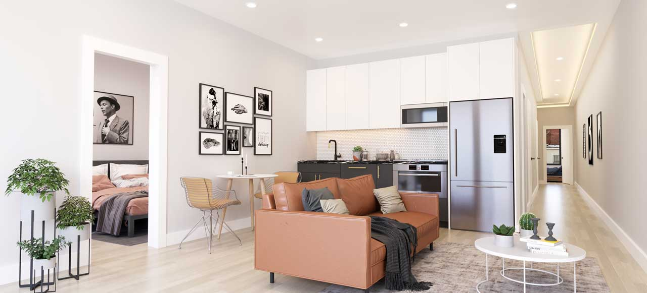 The Beckford Luxury Condos For Sale 281 Central Avenue Jersey City Heights 2