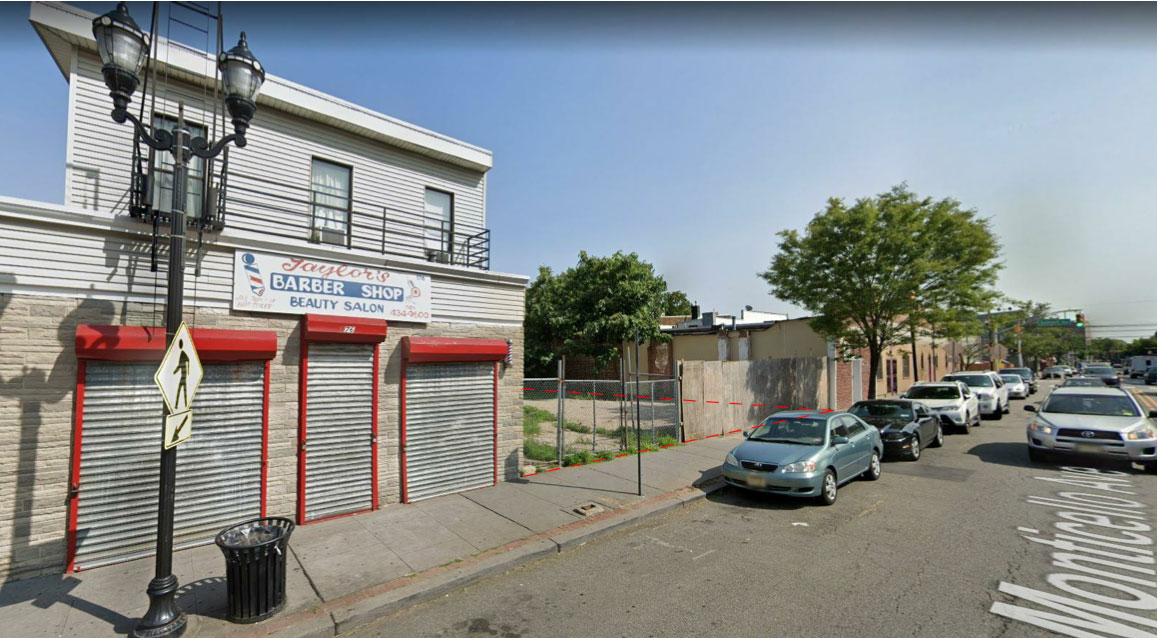 170 174 Monticello Ave Jersey City Site