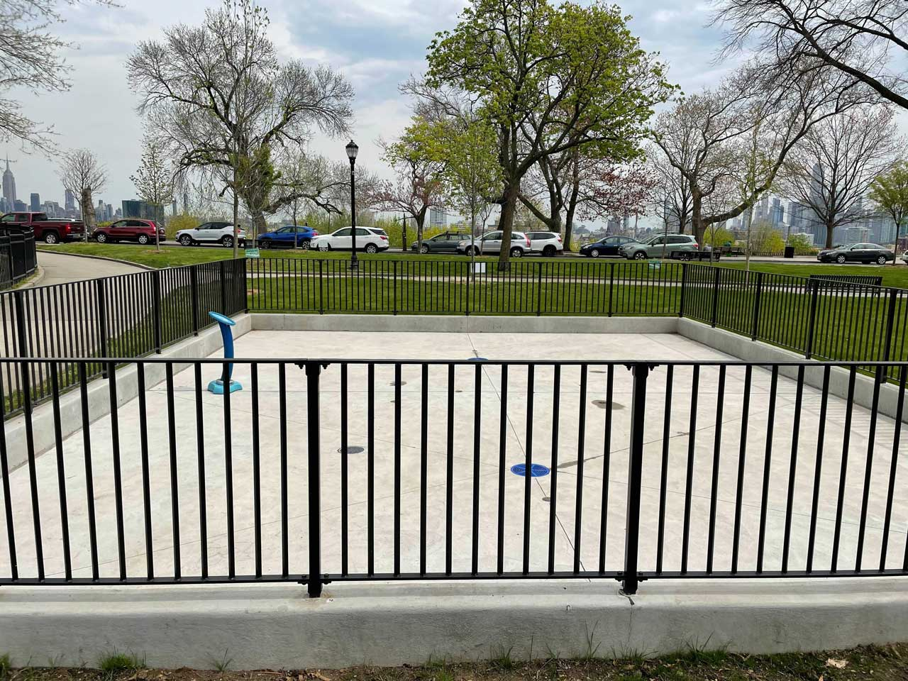 Riverview Fisk Park Renovation Now Open The Heights Jersey City 3