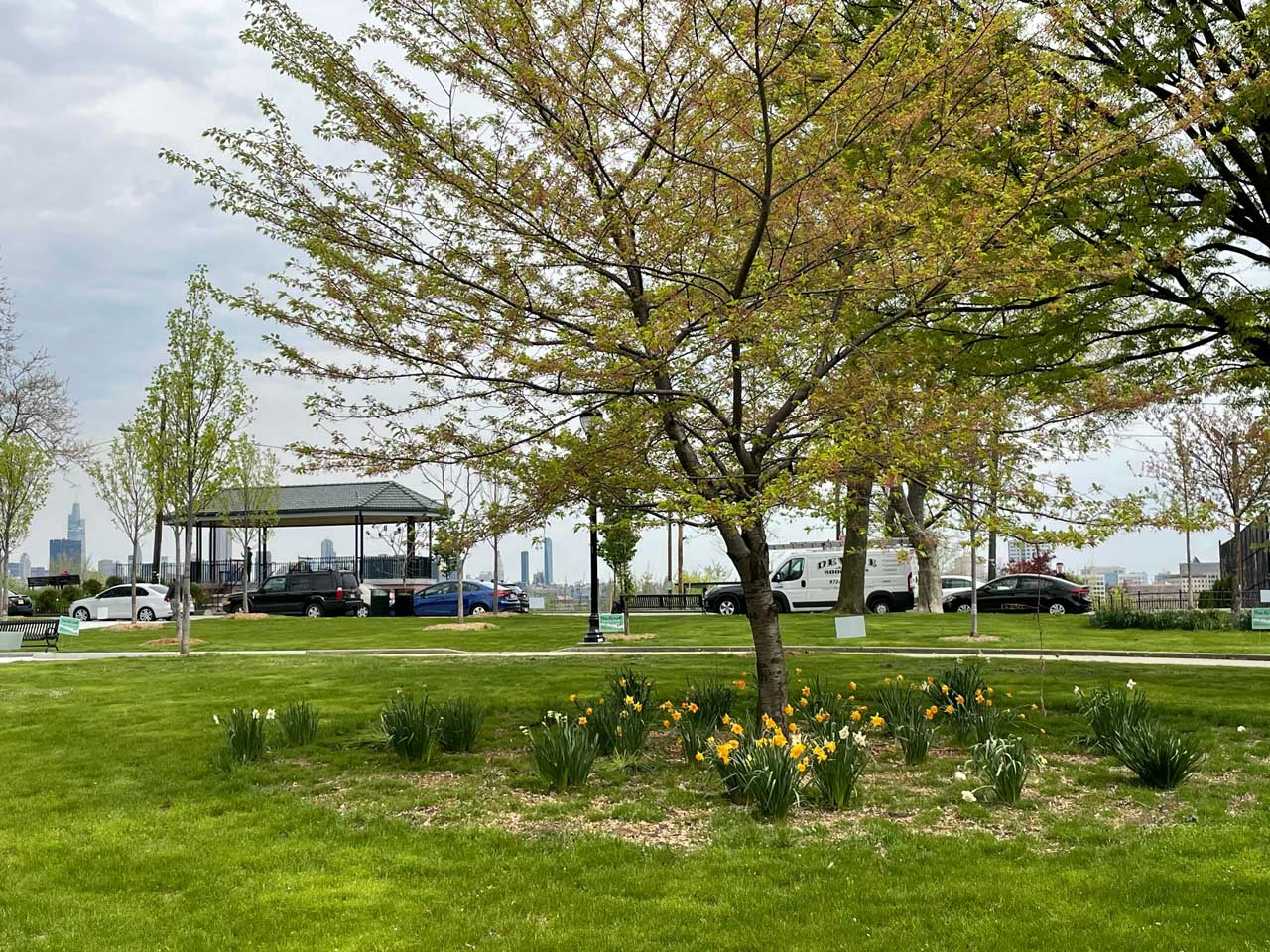 Riverview Fisk Park Renovation Now Open The Heights Jersey City 4