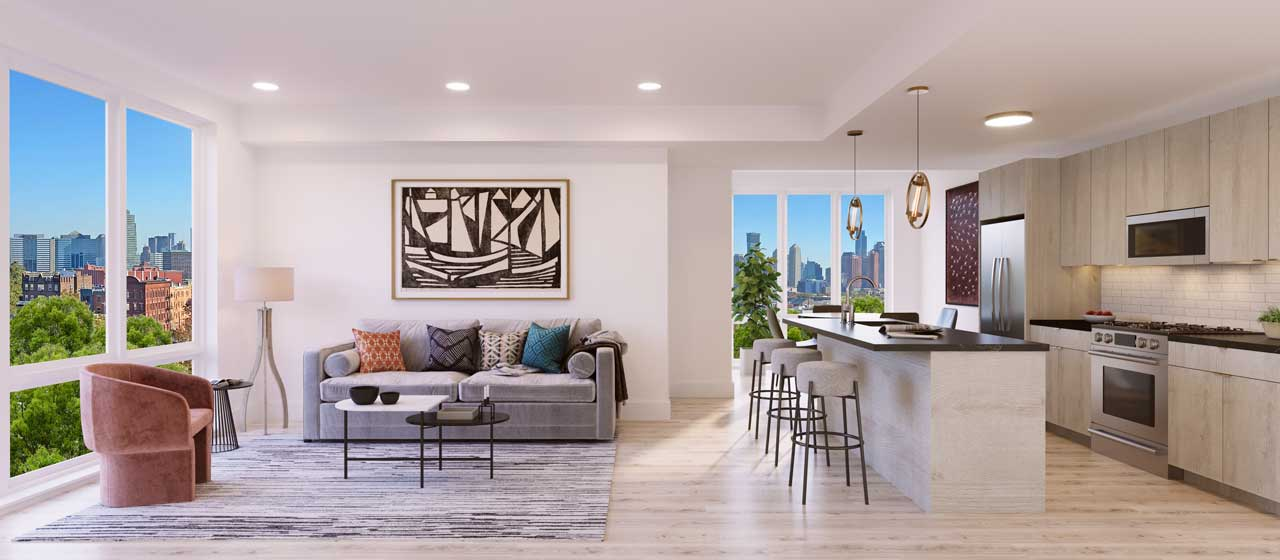 Hilltop At Jsq Condos For Sale 348 Baldwin Ave Jersey City 4