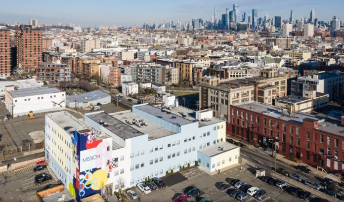 Mission 50 Coworking Office Hoboken Renovation Unveiled 1