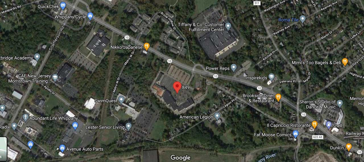 Hanover Towne Center Planned 801 849 Route 10 Nj