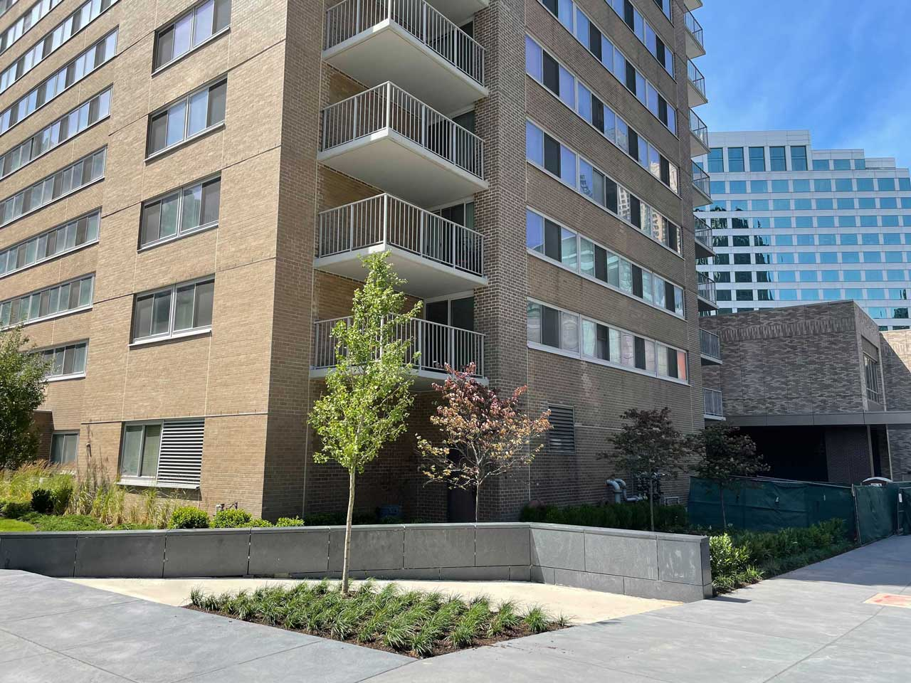 The Charlotte 25 Columbus Drive Jersey City Affordable Housing
