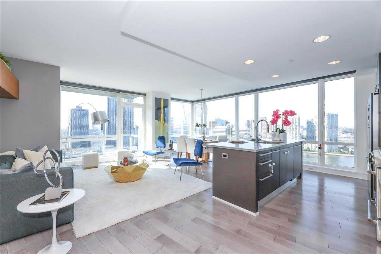 Crystal Point 2 2nd Street Condo Unit 2201 For Sale Jersey City 1
