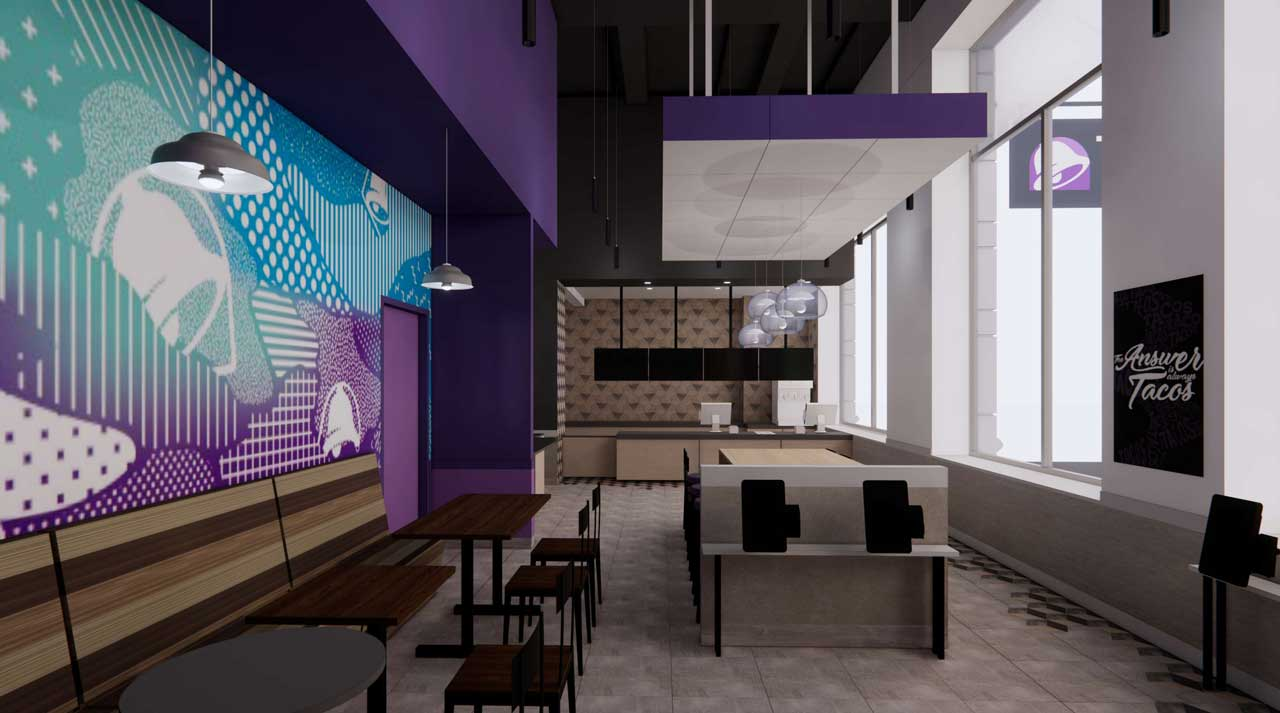Taco Bell Opening 75 Montgomery Street Jersey City 2